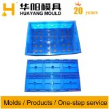 Foldable Crate Mould Injection Mold Transport Moulds