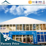 800 People Modern Exhibition Marquee Tent Design Used for Event