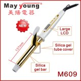 M609 New Golden Mch Heater Hair Curler