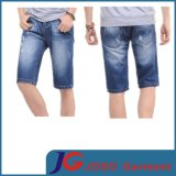 Light Blue Men Short Jeans for Man (JC3293)