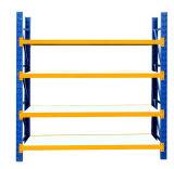 High Efficiency Heavy Duty Custom-Made Steel Plate Metal Storage Rack