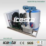 Small Air Cooled Ice Flake Machine 2000kg Per Day