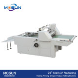 Yfmb-880d Semi-Automatic Laminating Machine (machine dividing)