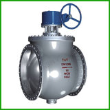 Side-Mounted Eccentric Half Ball Valve