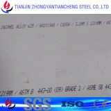 High Quality Nickel Alloy Plate Inconel 600 Inconel 625