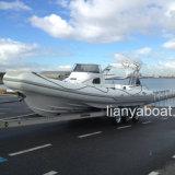 Liya 20 Persons Passenger Boat Luxury Patrol Boat Sale