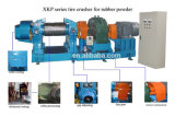 Xkp-560 Rubber Cracker of Rubber Powder Producing Line