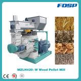 High Capacity Mzlh400 Biomass Sawdust Pellet Mill