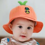 Five Colors Cute Baby Cotton Hat