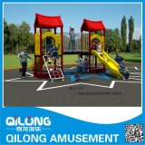 Used Commercial Playground Equipment, Kids Sets (QL14-119A)