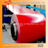 PPGI Coil/ Coated Surface with Prepainted Galvanized Coil for Ral3005