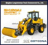 Zl928 Wheel Loader with Garbage Salvage Cleaning Machinery