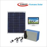 50W PV Panel Solar Panel Home Solar System with TUV IEC Mcs CE Inmetro Idcol Soncap Certificate