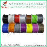 Plastic Spool 1.75mm 3mm PLA ABS 3D Printer Filament for Fdm Printers
