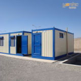 20ft Container House Made of 50mm EPS Sandwich Panel