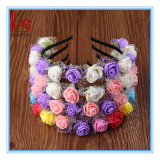 Fashion Bridal Flowers Wreath Hair Accessories
