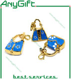 Metal Keyring with Customized Size and Logo 46