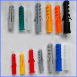 Plastic Anchor Wall Screw Plug Universal Expansion Plug