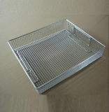 Medical Stainless Steel Wash Blue Basket