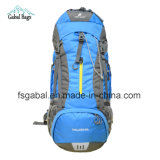 50L Popular Outdoor Camping Durable Nylon Hiking Bag Backpack