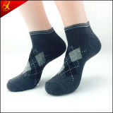 Competitive Factory Price Cotton Material Men Ankle Socks