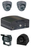 2014 HDD 3G Car DVR Recording System for Bus/Truck