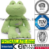 CE Cozy Stuffed Animal Baby Appease Soothe Toy Plush Frog