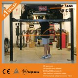 Double Level Four Post Mechanical Vehicle Parking Equipment