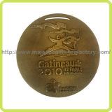 Customized Sport Medal & Antique Plating Medallion