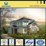 ISO9001 BV SGS Certificated Light Steel Villa/House/Hotel