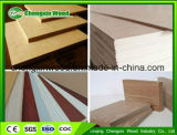 Poplar Main Material and Indoor Usage Birch Plywood for Furniture Use