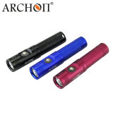 Archon Mini Portable CREE LED Max 860 Lumens Diving Flashlight