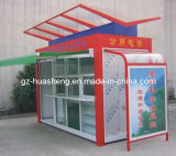 Kiosk Booth for Outdoor (HS-005)
