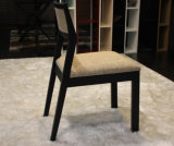 Morden Hotel Resturant Furniture Fabric Dining Chair (M-X1048)
