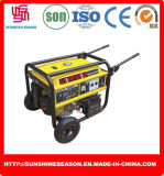 6kw High Quality Gasoline Generator Set for Home & Outdoor Supply