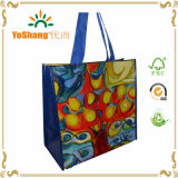 Grocery Shopping Bag Laminated PP Woven Bag