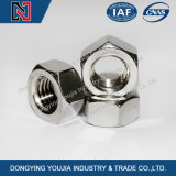 DIN934 Stainless Steel Left-Handed Hexagon Nut
