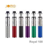 Alibaba Wholesale 3000mAh New Design Pen Style Kit Jomo Royal 100W E Cigarette Starter Kit