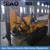 Sales to Nigeria Jbp100b 37kw Diesel Engine Hydraulic Crawler Diesel Rock Drilling Rig in Quarry
