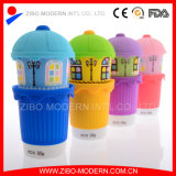 Wholesale High Quality Ceramic Mug with Printing and Silicone Lid