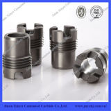 Tungsten Carbide Nozzles for Oil, Gas Drilling