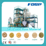 Small Capacity 4-5tph Pellet Feed Turnkey Plant with Ce Approved