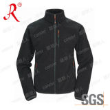 Outdoor Sport Softshell Polar Fleece Jacket (QF-490)