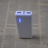 Business Gift 11000mAh Dual Output USB Mobile Charger