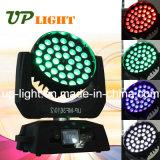 Stage Lighting 36*10W RGBW 4in1 Wash LED DJ Equipment