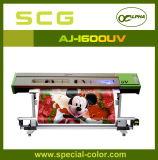 1.6m Dx5 Printhead UV Printing Machine Aj-1600UV