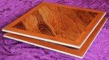 Hot Sale Asian Walnut Teak Covered Edge Parquet Wood Flooring
