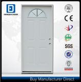 American Steel Glass Exterior Metal Door