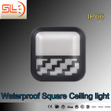 Slwp290s2 LED Waterproof Square Ceiling Light with CE RoHS UL