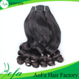 Wholesale 100% Unprocessed Top Premium Hair Brazilian Fumi Hair Weft